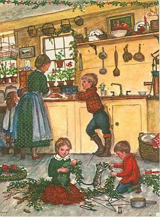 by Tasha Tudor, illustrator