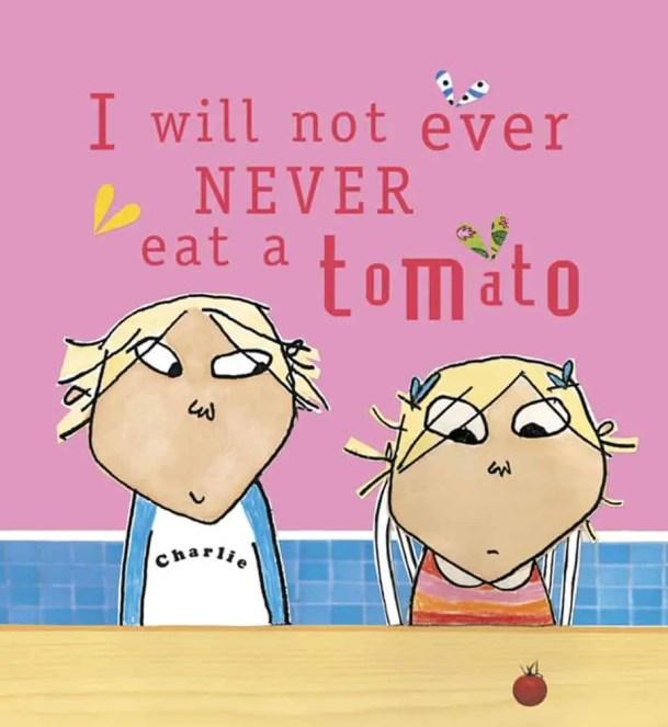 Tomato lauren child