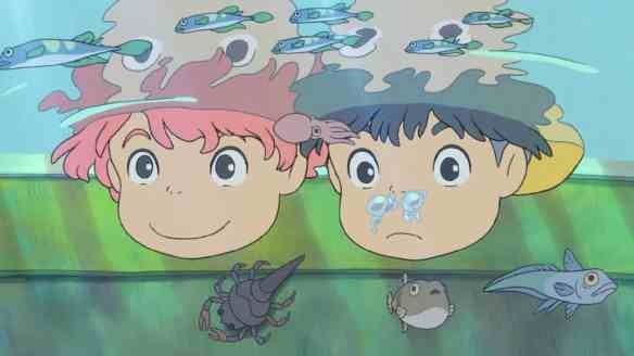ponyo and sousuke
