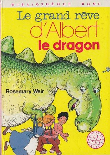 The French translation of Albert The Dragon