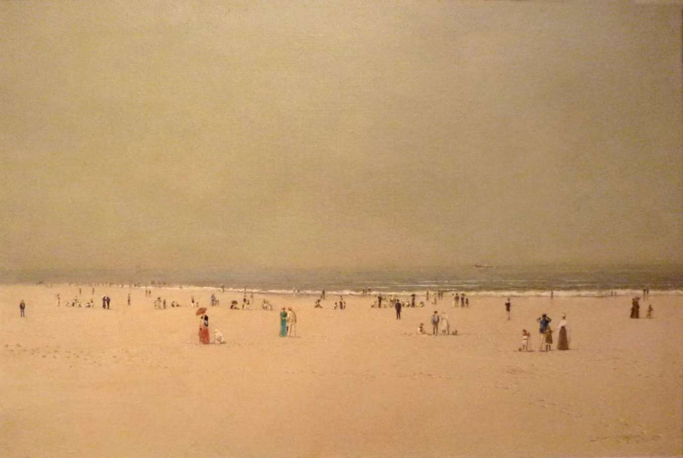 Atkinson Grimshaw - Scarborough Beach