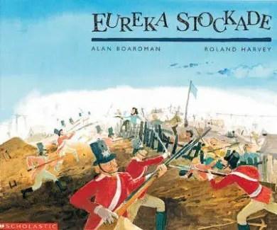 Eureka Stockade cover