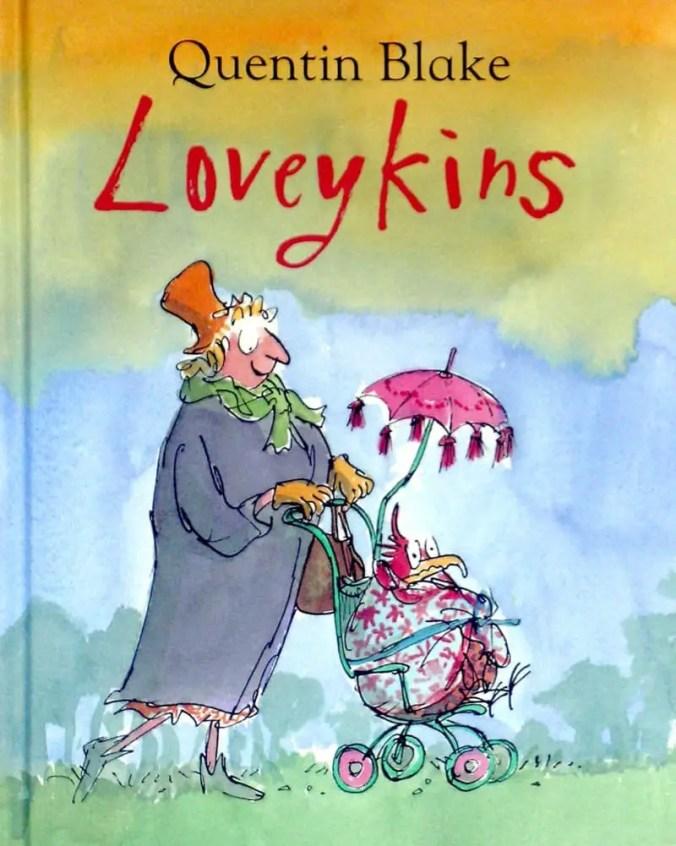 Loveykins cover