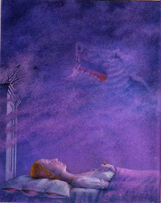 Dreams and revelations are prominent in this tale. Self-revelation is delivered via dream.
