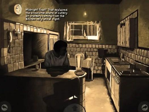 midnight feast kitchen