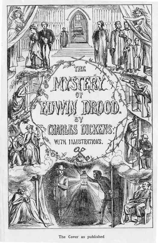 Edwin Drood cover