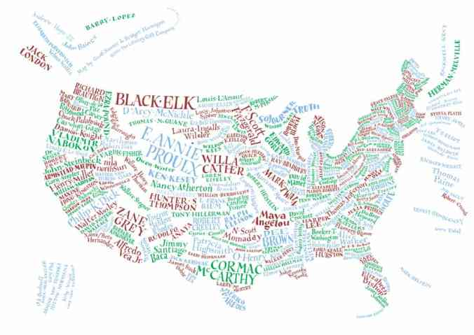 USA-Literary-Map