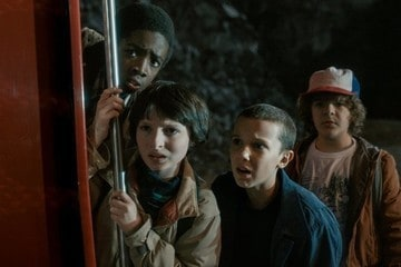 kids stranger things