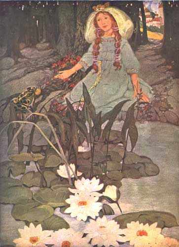 Frog Prince Ethel Betts