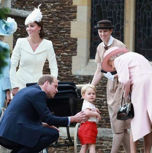 Royal Nanny
