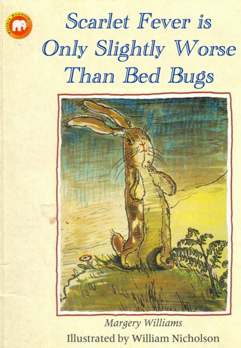 The Velveteen Rabbit satirical book title