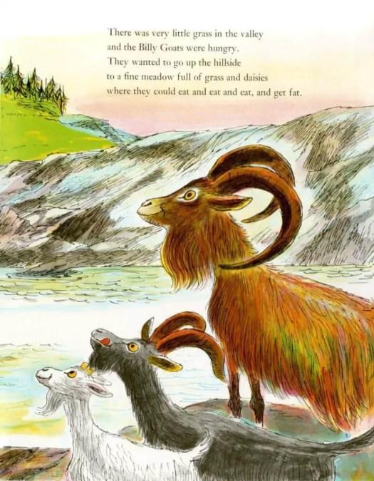 paul-galdeone-billy-goats-gruff