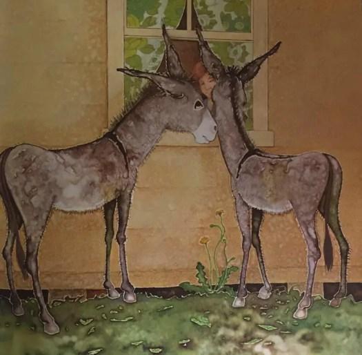 useless-donkeys-at-the-window