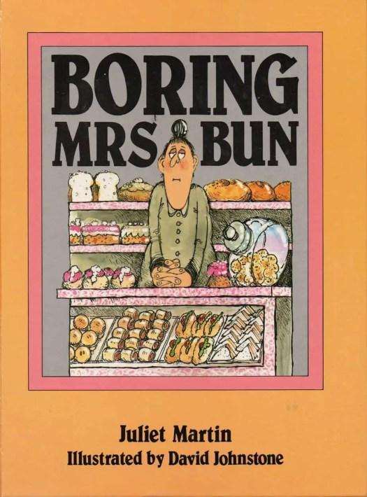 boring mrs bun cover