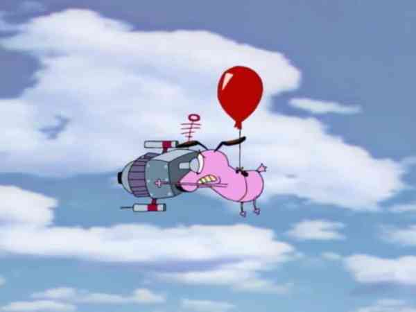 balloon-binocular
