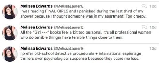 girl title tweets