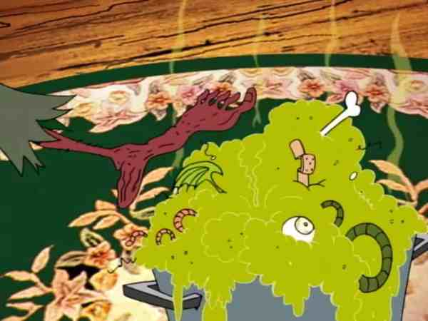 green-slime