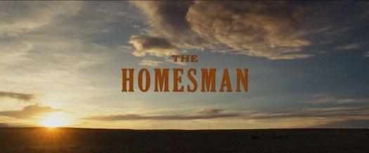 The Homesman opening vista sunrise