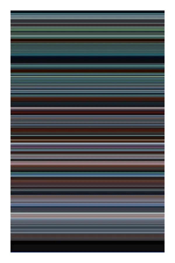 Brokeback Mountain movie colours
