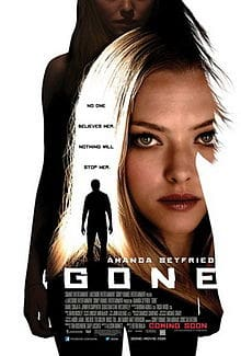 gone movie poster