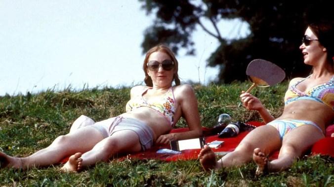 my summer of love sunbathing