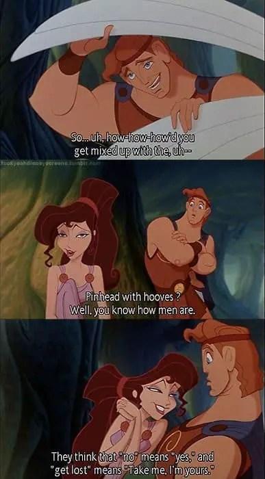 Megara Rape Culture Hercules