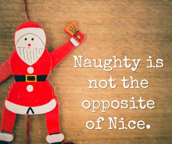 naughty is not the opposite of nice