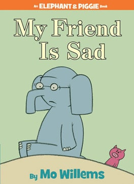 My Friend Is Sad Mo Willems