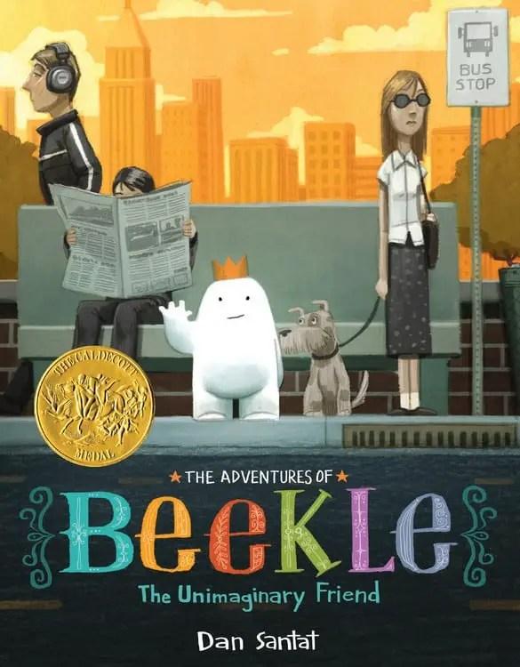 Adventures of Beekle cover