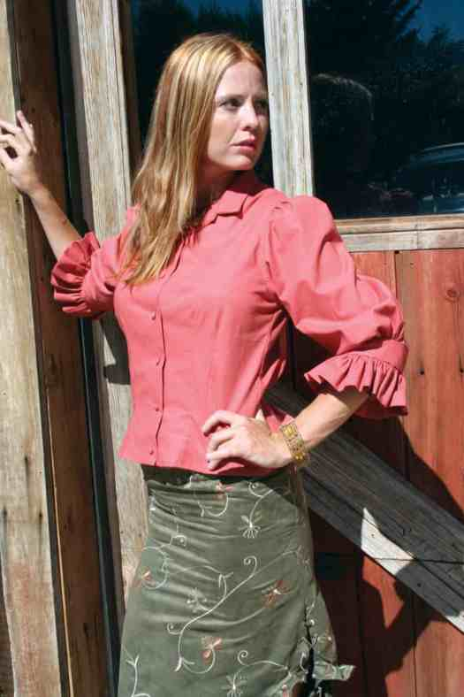 cattle kate blouse