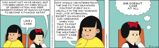 Nancy instagram relatable