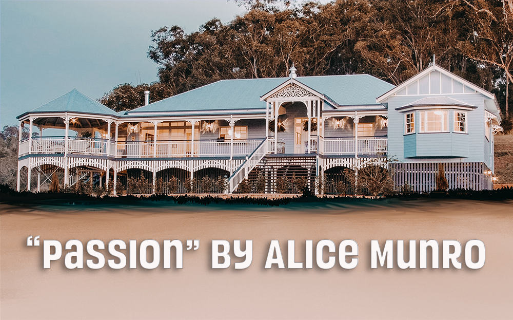 Passion by Alice Munro