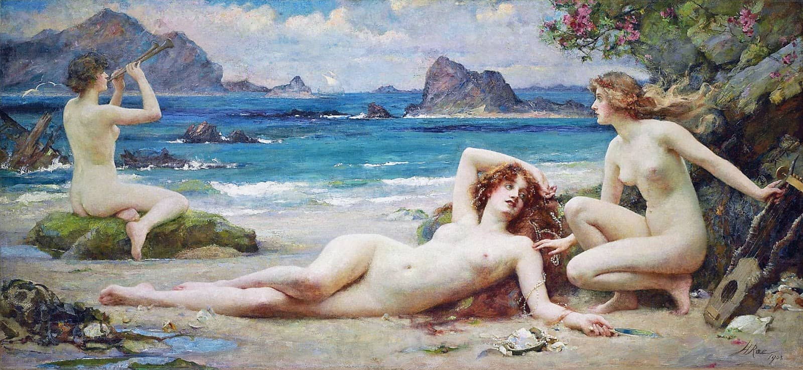 Henrietta Rae - The Sirens 1903