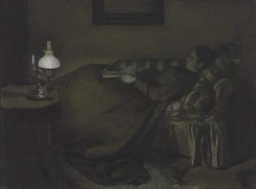 Frank Huddlestone Potter Rest