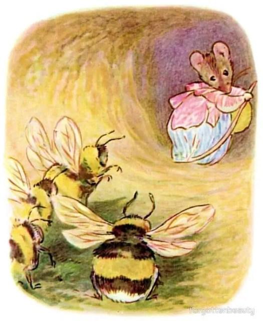 Beatrix Potter, The Tale of Mrs. Tittlemouse, 1910