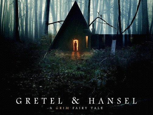 Gretel and Hansel A Grim Fairy Tale. The house in this production is completely different from that found in traditional books for children.