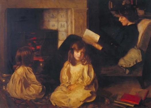 Harrington Mann The Fairy Tale 1902
