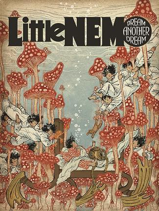 Little Nemo- Dream Another Dream by Yuko Shimizu, a tribute to Windsor McKay (Little Nemo in Slumberland, 1905 to 1914)