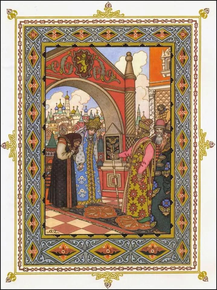 Russian artist Boris Zvorykin (1872-1942)