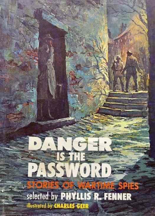 Charles Geer 1965 Danger Is The Password