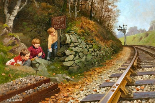The Three Pennies by Rob Rowland