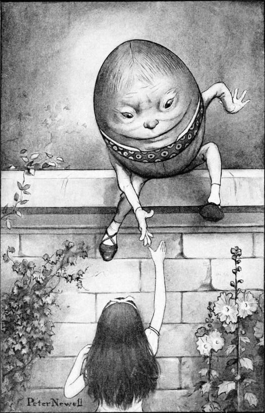 Peter Sheaf Hersey Newell, (1862-1924) egg