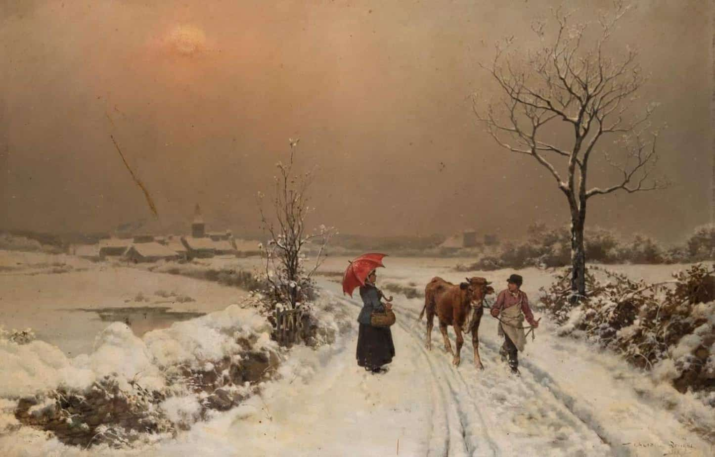 Theodore Levigne (1848 - 1912)