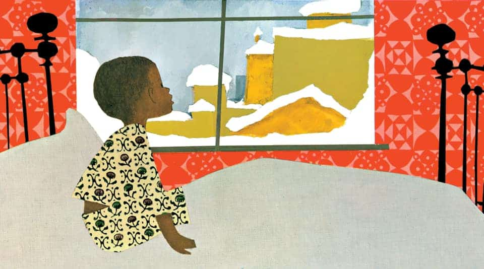 The Snowy Day, Ezra Jack Keats, 1962