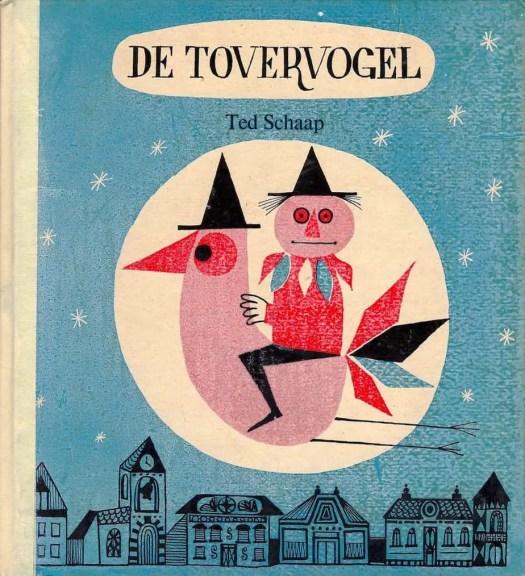 DE TOVERVOGEL (1963) Ted Schaap