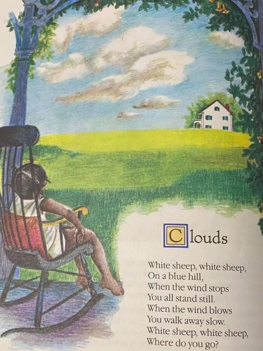 Eloise Wilkin clouds