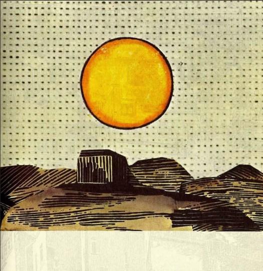 MONSIEUR TÊTE (1970) Jan Lenica sun