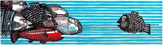 THE LITTLE BLACK FISH (1986) Inge van der Storm