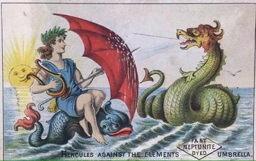 Hercules Against The Elements
