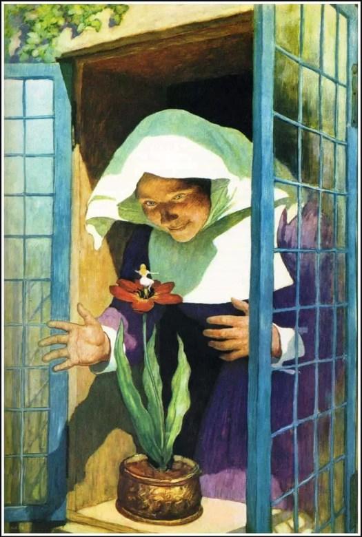 Thumbelina, N.C. Wyeth, 1921